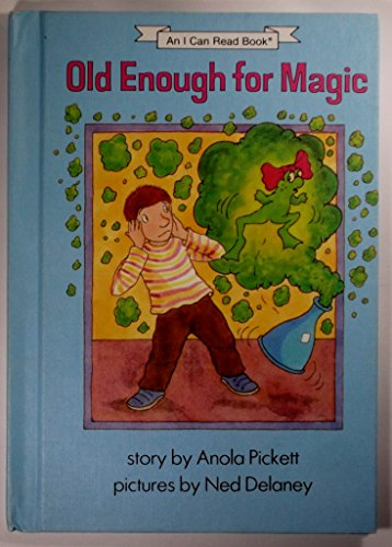 9780060247317: Old enough for magic (An I can read book)