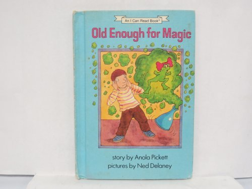9780060247324: Old Enough for Magic (I Can Read!)