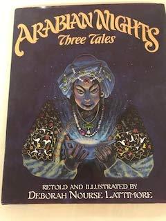 9780060247348: Arabian Nights: Three Tales