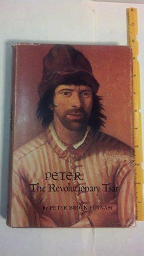 9780060247799: Peter the Revolutionary Tsar