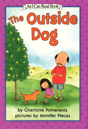 9780060247829: The Outside Dog (An I Can Read Book)