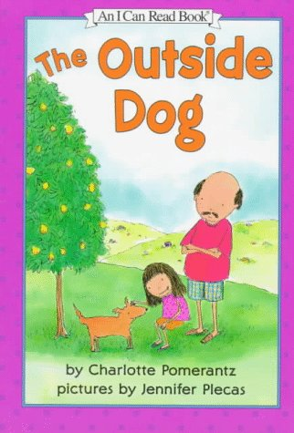 9780060247836: The Outside Dog (An I Can Read Book)
