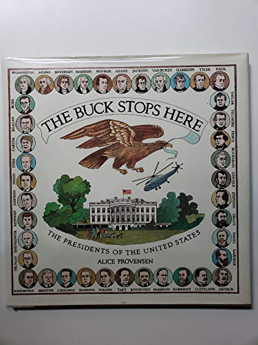 9780060247867: The Buck Stops Here: The Presidents of the United States