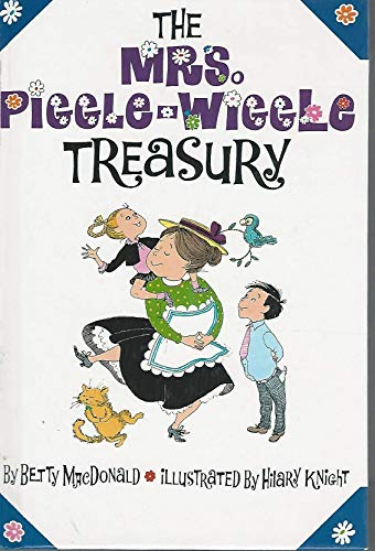 The Mrs. Piggle-Wiggle Treasury (0060248122) by Betty MacDonald