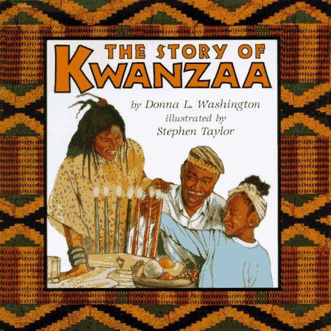 9780060248185: The Story of Kwanzaa