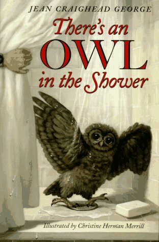 9780060248925: There's an Owl in the Shower