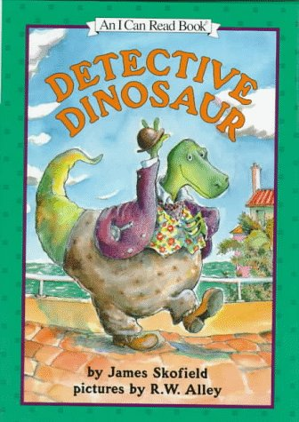 9780060249076: Detective Dinosaur (I Can Read Books)