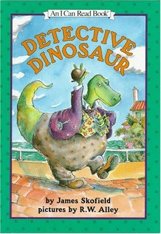 9780060249083: Detective Dinosaur (An I Can Read Book)