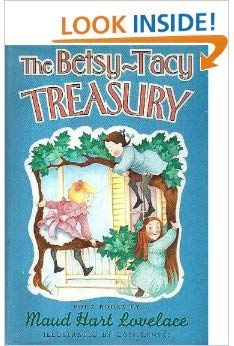 9780060249199: The Betsy-Tacy Treasury