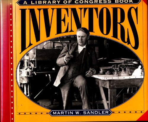 9780060249236: Inventors (Library of Congress)