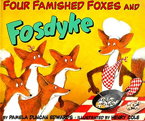 9780060249250: Four Famished Foxes and Fosdyke