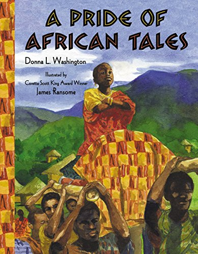 9780060249298: A Pride of African Tales