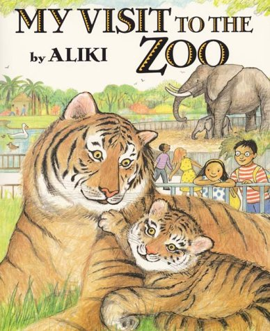 9780060249434: My Visit to the Zoo