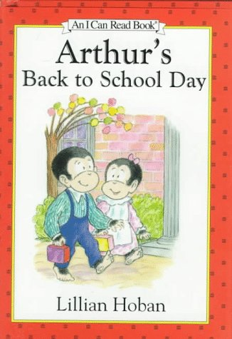 9780060249557: Arthur's Back to School Day (An I Can Read Book)
