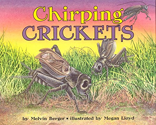 9780060249625: Chirping Crickets (Let's-Read-and-Find-Out Science, Stage 2)