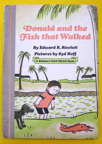 9780060249977: Donald and the Fish That Walked (Science I Can Read Book)