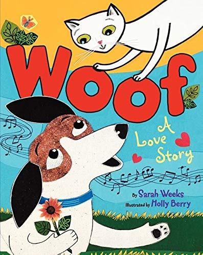 9780060250072: Woof: A Love Story