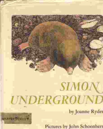 9780060251567: Simon Underground
