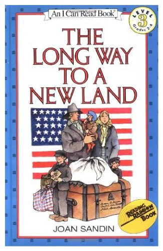 9780060251949: The Long Way to a New Land (I Can Read History Book.)