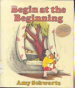 9780060252274: Begin at the beginning