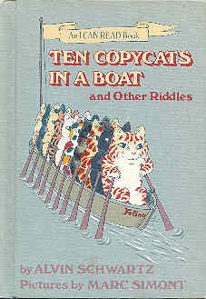 9780060252380: Ten Copycats in a Boat, and Other Riddles (I Can Read Book)