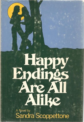 9780060252403: Happy Endings Are All Alike: A Novel