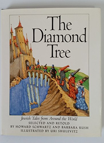 9780060252434: The Diamond Tree: Jewish Tales from Around the World