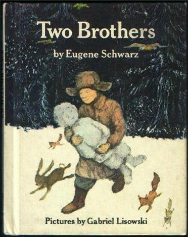 9780060252489: Two Brothers