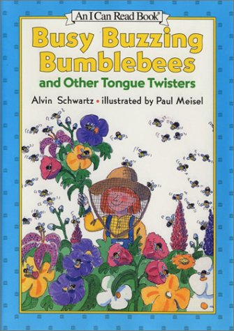 9780060252687: Busy Buzzing Bumblebees and Other Tongue Twisters (An I Can Read Book)