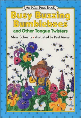 9780060252694: Busy Buzzing Bumblebees and Other Tongue Twisters