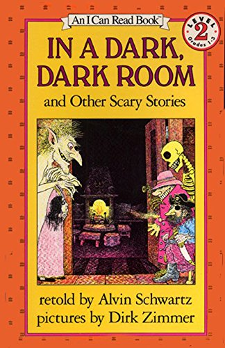 9780060252748: In a Dark, Dark Room and Other Scary Stories (I Can Read Books: Level 1)