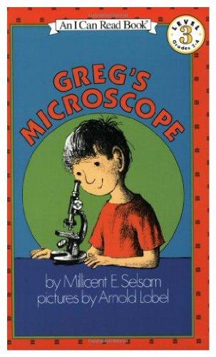 9780060252953: Greg's Microscope