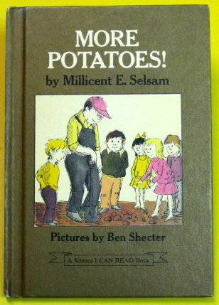 9780060253233: More potatoes! (A Science I can read book)