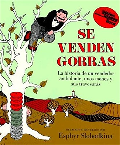 9780060253301: Caps for Sale (Spanish edition): Se venden gorras (Reading Rainbow Book)