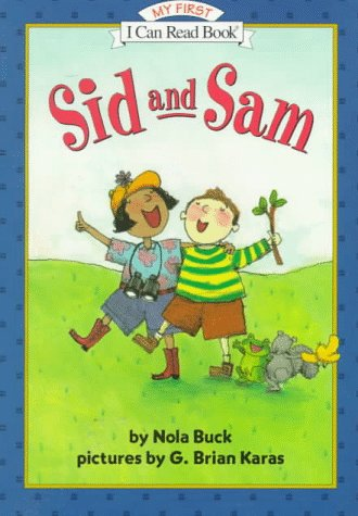 9780060253714: Sid and Sam (An I Can Read Book)