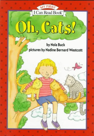 9780060253738: Oh, Cats! (My First I Can Read - Level Pre1 (Hardback))