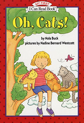 9780060253745: Oh, Cats! (My First I Can Read - Level Pre1 (Hardback))