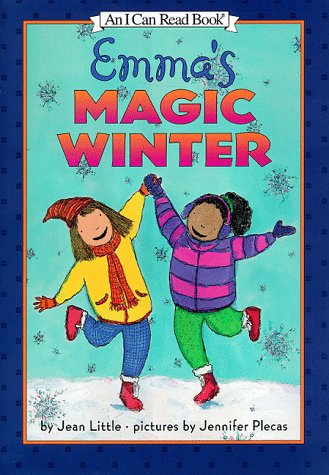 9780060253899: Emma's Magic Winter (I Can Read Books)