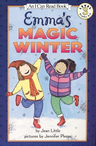 9780060253905: Emma's Magic Winter (I Can Read Books)