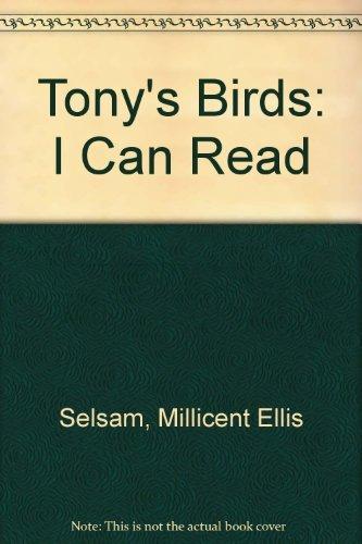 9780060254209: Tony's Birds: I Can Read