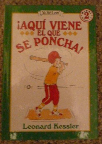 9780060254377: Aqui Viene El Que Se Poncha! (Ya Se Leer) (Spanish Edition)