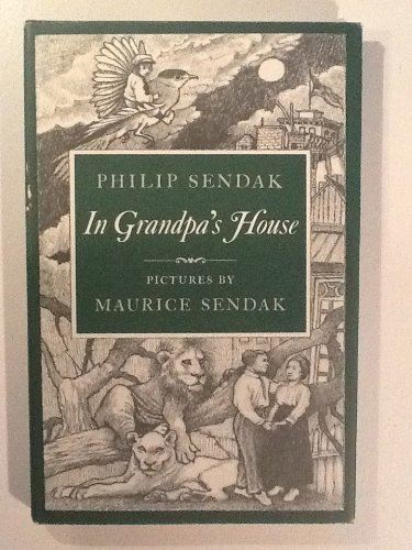 9780060254636: In Grandpa's House