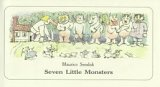 9780060254780: Seven Little Monsters