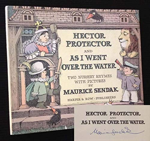 9780060254858: HECTOR PROTECTOR & AS I WENT OVER THE WATER