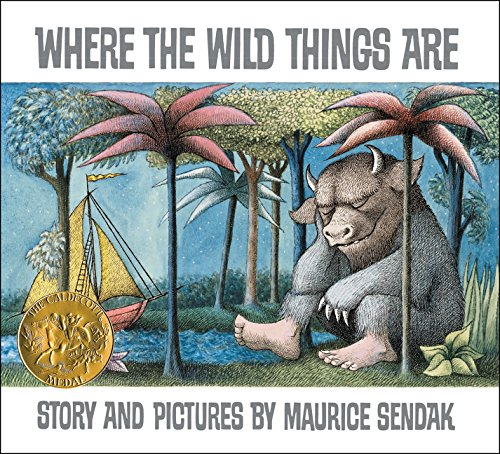 Where the Wild Things Are (Caldecott Collection): Maurice Sendak