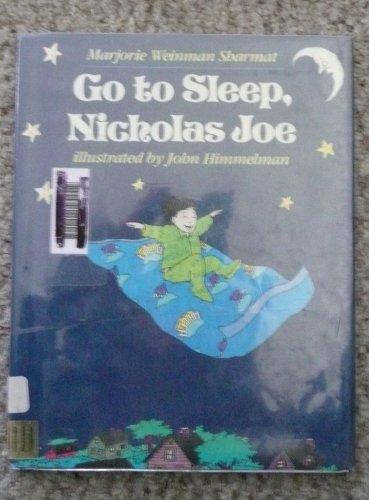 9780060255046: Go to Sleep, Nicholas Joe