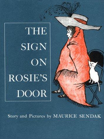 9780060255053: Sign on Rosie's Door