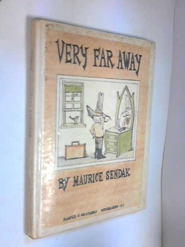 Very Far Away (0060255145) by Maurice Sendak