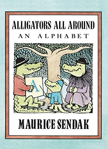 9780060255305: Alligators All Around (The Nutshell Library)