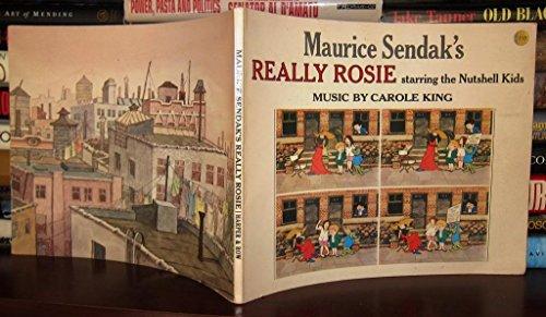 9780060255374: Maurice Sendak's Really Rosie: Starring The Nutshell Kids